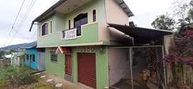 Vendo en $55.000, bonita casa de 2 plantas, en caluma, provincia Bolivar