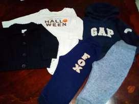 Lote ropa de bebe baby gap carters cheeky yamp