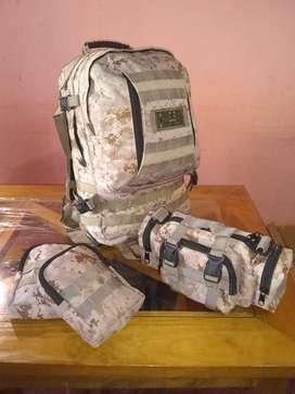Mochila Camelbak Militar Tactica 65 Litros Con Sistema Molle