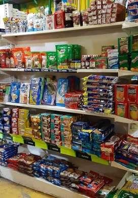 Venta de NEGOCIO ACREDITADO Supermercado-Fruver 4 años de antigüedad