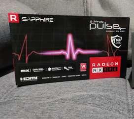GPU AMD Rx 590 Sapphire pulse 8Gb