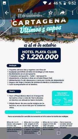 Excursión a Cartagena