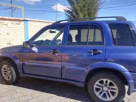 Se vende flamante vehiculo Gran Vitara 5 puertas