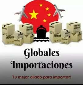 Ofrecemos asesoría en importaciones