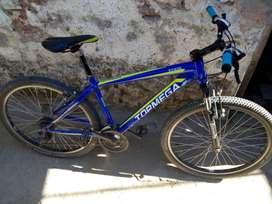 Vendo Bicicleta Top Mega