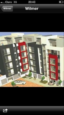 Apartamento 2 Habitaciones con parqueadero cerca al Colegio San Diego