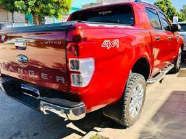 Ford Ranger Limited 2017 4x4 tope de gama
