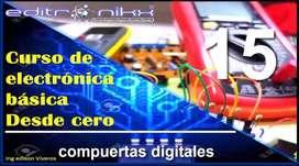 curso de Electrónica Básica y Avanzada Norte de Bogota