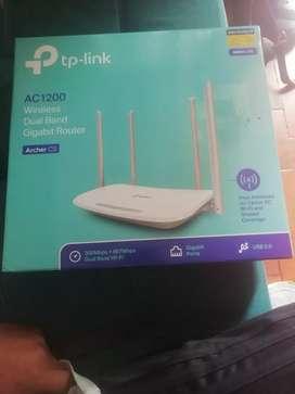 Repetidor tp link 4 antenas nuevo