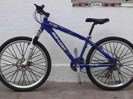 vendo bicicleta fx100 and light de decenzo