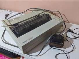 Excelente Impresora matricial Epson printer 2000