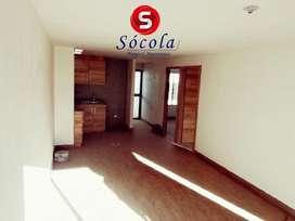 Ultimo departamento en venta de 2 habitaciones, en Ibarra Huertos Familiares