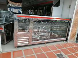 Vendo enfriadores tipo barra en acero ahorradores con garantía