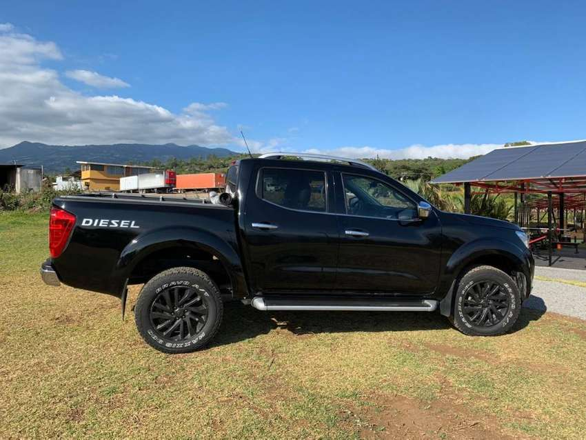 Nissan NP300 Ultralimited 2016 0