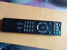 control original de televisor sony