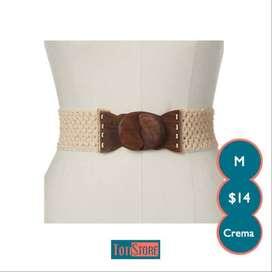 Cinturon ~  Correa De Mujer Importada - Talla M