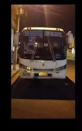 Bus urbano volkswagen