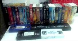 LOTE PELICULAS INFANTILES VHS ORIGINALES.  26 TITULOS . EXCELENTES!!