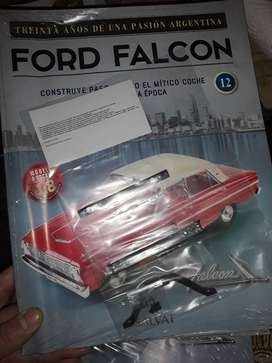 Fasiculo ford falcon n12