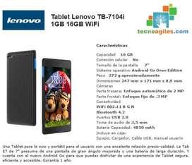 Tablet  TB-7104I  Lenovo