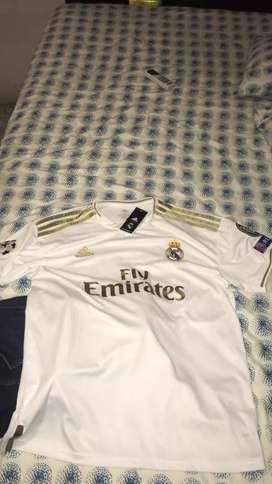 Camisa del Real Madrid original