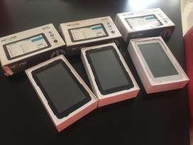 Se venden o se cambian tablets con sim card