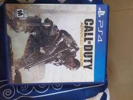 Juego PS4 Call of duty advanced warfare
