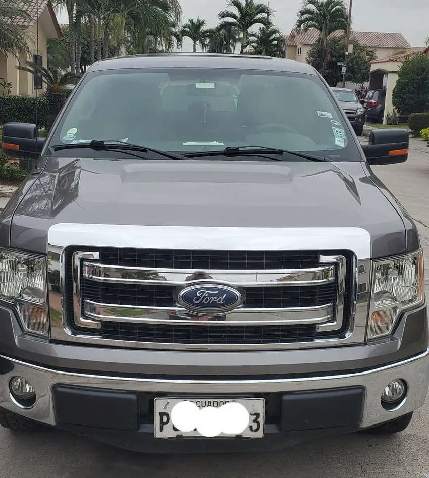 Ford f150 xlt 4x2 doble cabina 2014 full equipada 0