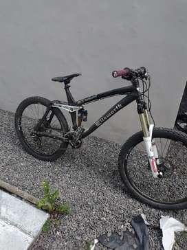Líquido bici de mtb
