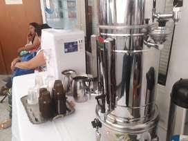 ESTACION DE CAFE VILLAVICENCIO META