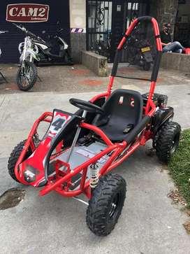 Cuatrimoto mini car mini carro go kart rfz , no raptor, ranchero,cuatri,gasolina