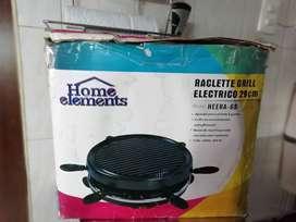 Raclette usada