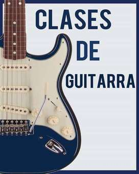 Clases económicas de guitarra