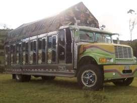 Bus escalera (Chiva) en Venta