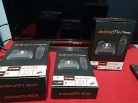 Tv Box Android Tv G10 Max Complementa Tu Tv O Pantalla De Pc con Android