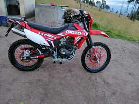 De oportunidad se vende una moto..