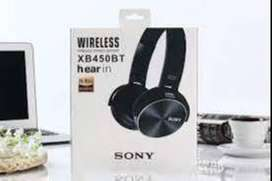 AUDIFONOS BLUETOOTH SONY XB450BT