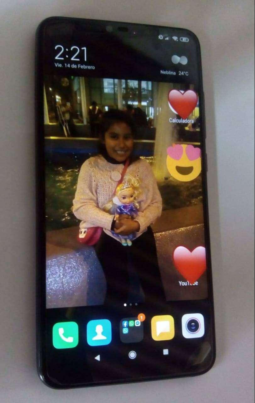 Xiaomi Mi 8 lite 0