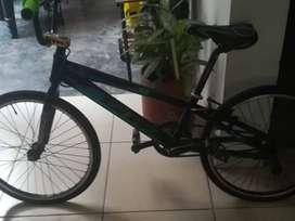 Bicicleta GW serie elite de bmx