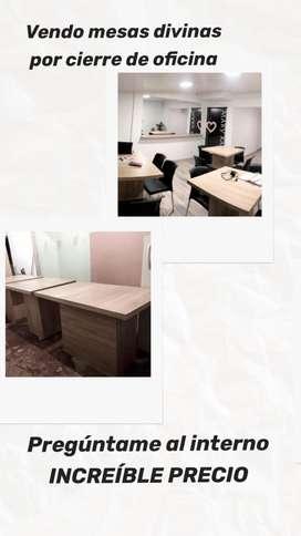sillas y mesas para eventos u oficina