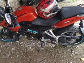 Ns 200 2015 pro