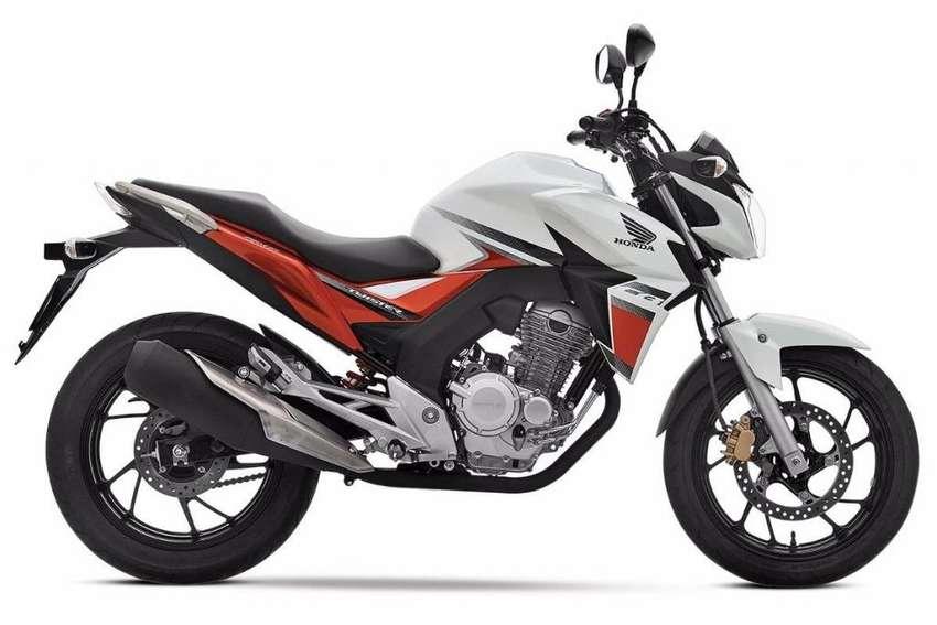 Porta Equipajes Honda CB250 Twister Motoelementos