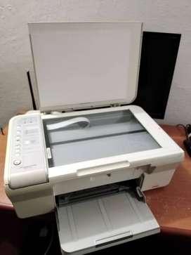 Impresora HP deskjet f4280 all-in-one