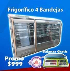 FRIGORIFICO DE  4 BANDEJAS