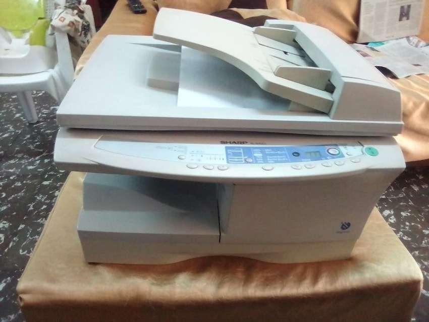 Fotocopiadoras Sharp en Remate 0