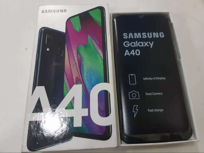 SAMSUNG A40 2019 DUOS 0