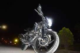 Venta de Moto AKT, modelo: CR5 -200, 2021