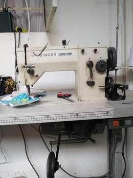 Maquina bordadora