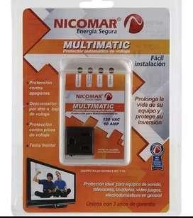 Protector de energía Nicomar