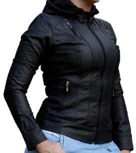 Chaqueta Negra para Dama